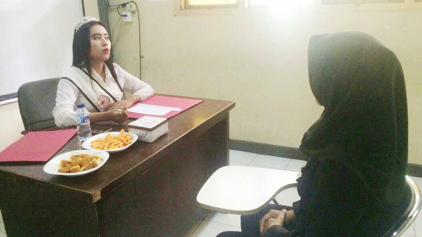 Audisi Duta Mahasiswa Fakultas Hukum Untirta 2017