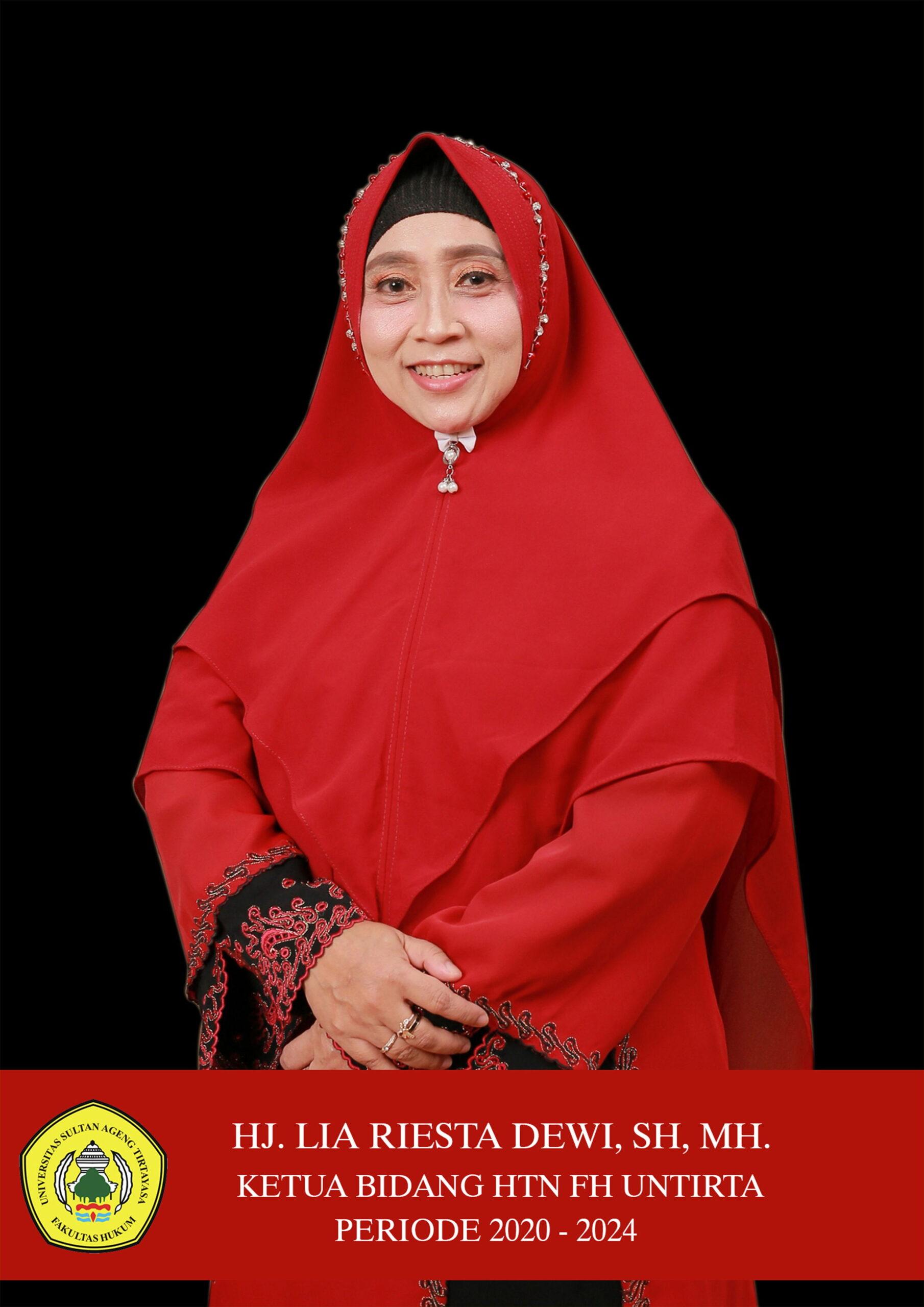 1. Lia Riesta Dewi