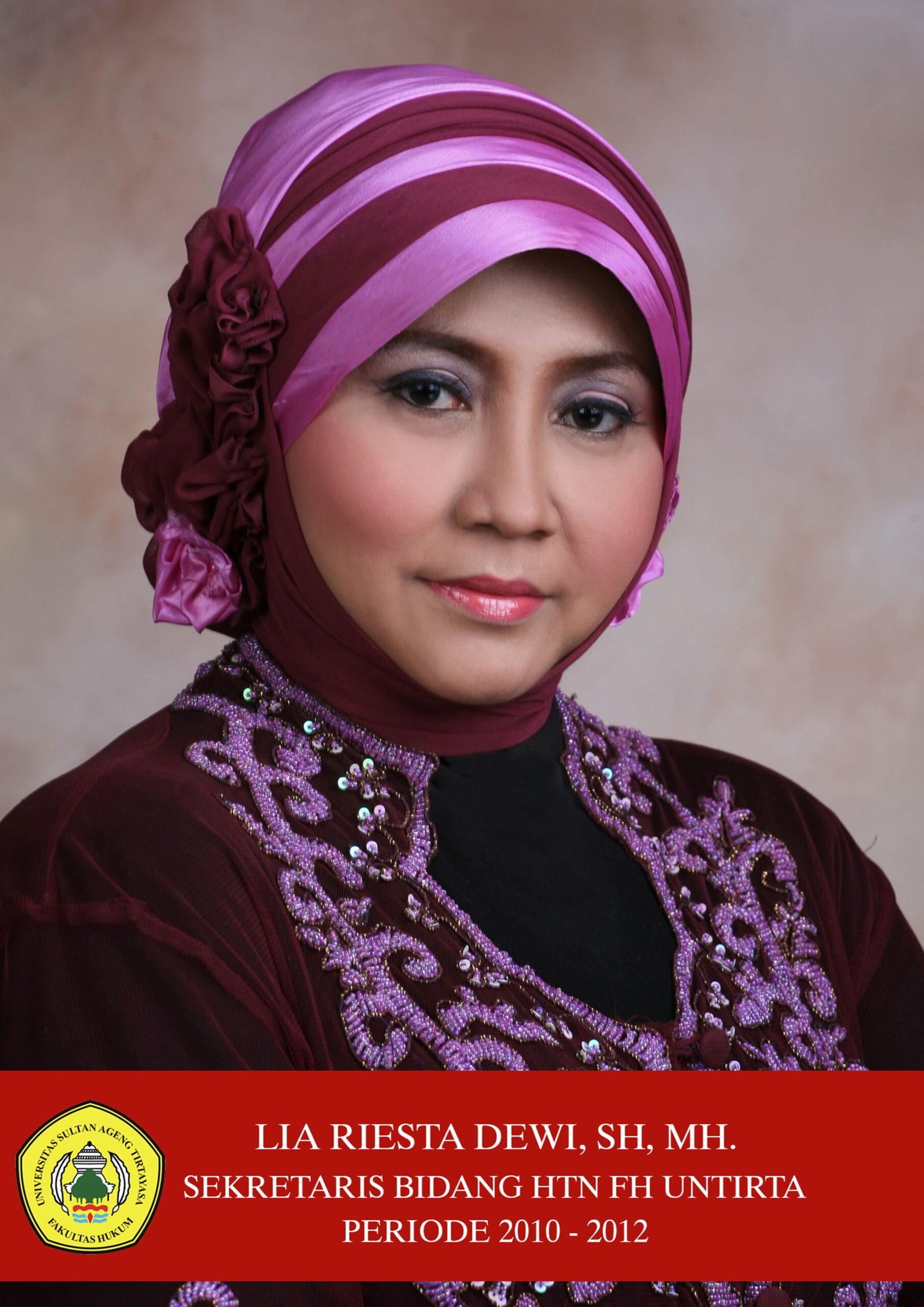 5. Lia Riesta Dewi